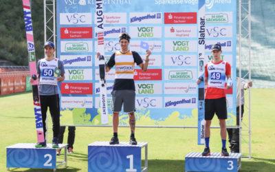 Manuel Fettner mit Tages- und Gesamtsieg im FIS Continental Cup